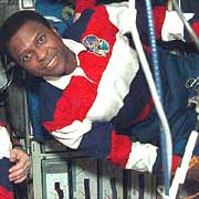 Anderson during STS-89