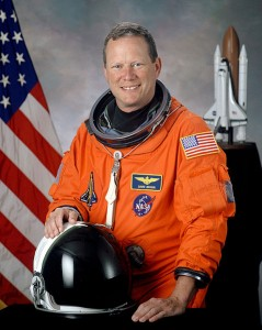 David Brown Official NASA Photo