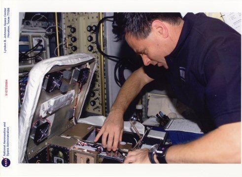 Ramon on STS-107