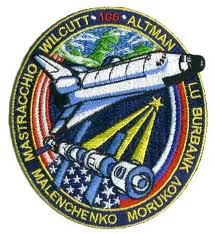 STS-106 Patch
