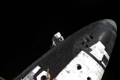 STS-114-EVA
