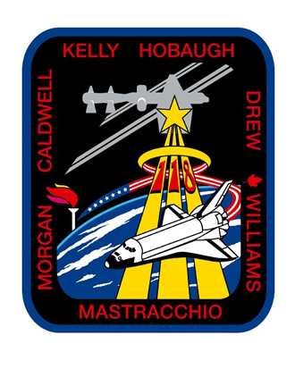 STS-118 Delivers The S5 Truss Segment