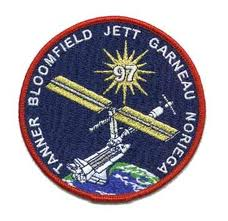 STS-97 patch. Image credit Space Store