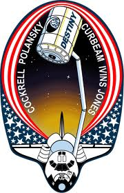 STS-98 patch. Image credit NASA