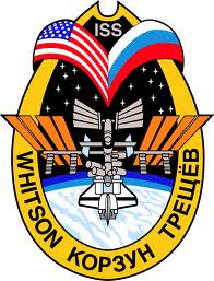 Expedition 5 patch. Image credit Wikimedia