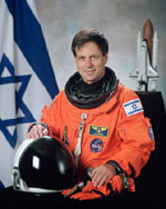 Ilan Ramon Official NASA Photo