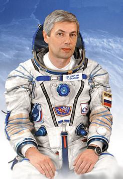 Yuri Shargin. Image credit Space Facts