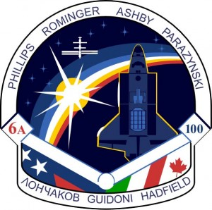 STS-100 Patch