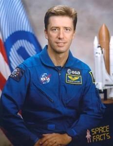 Roberto Vittori. Image credit Space Facts