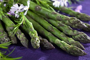 Asparagus. Image credit Michigan Asparagus Advisory Board