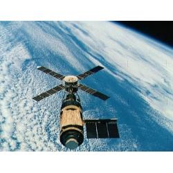 Skylab. Image credit: Aerospace Guide