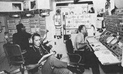 Skylab 4, apparently during training. Image credit NASA