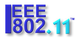 The logo for the IEEE 802.11 Working Group