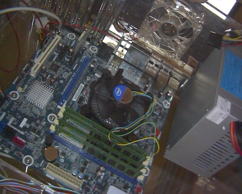 mountedmotherboard