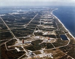 Cape Canaveral. Image credit The Full Wiki
