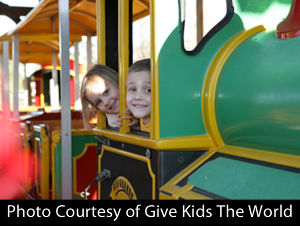 GKTW Train. Image credit Charities.org