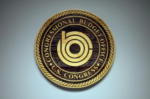 Congressional Budget Office logo. Image credit Independent Journal Review