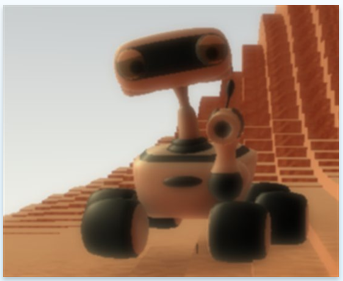 Is this what the first hot toy on Mars is going to look like? Image credit: The Seattle Times