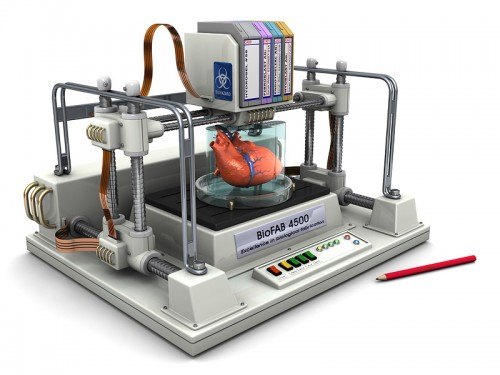 A 3D printer like this can be a game-changer in the medical world. So what are industrial chiefs so scared of? Image credit International Business Times
