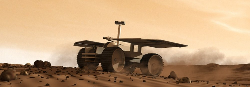 Will this rover become the Disney Mobility Unit? Image credit Mars One