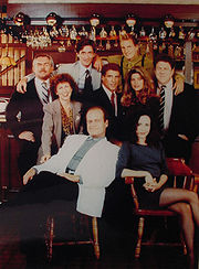 Cheers Cast