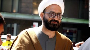Man Haron Monis has been identified by unofficial sources as the gunman who took hostages in a Sydney cafe. Image credit CNN