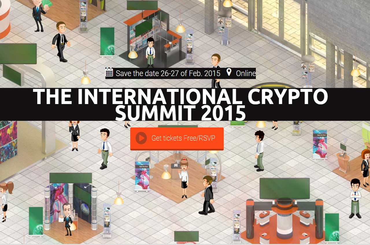 The_International_Virtual_Crypto_Summit_2015
