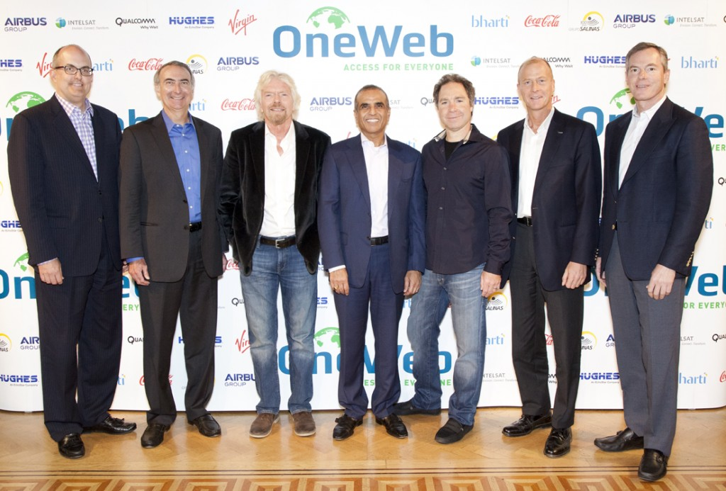 OneWeb's Board of Directors.