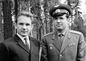 The crew of Soyuz 6, Georgi Shonin and Valeri Kubasov, were the first to test welding techniques in orbit.
