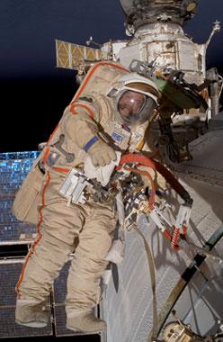 Michael Tyurin. Image credit NASA
