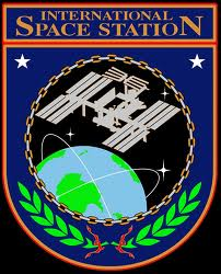 International Space Station Patch. Image credit: SpaceFacts.de