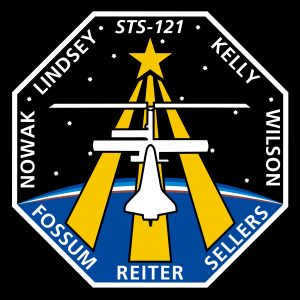 STS-121 Patch. Image credit NASA
