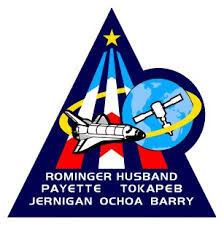 The STS-96 Patch. Image credit NASA