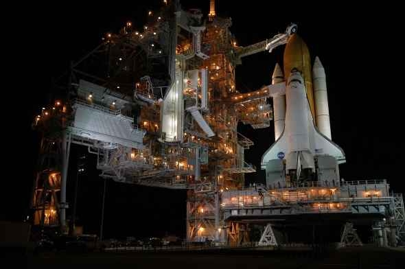 Discovery is ready for the Shuttle Return to Flight mission, STS-114.