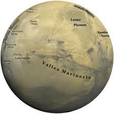 Valles Merineris