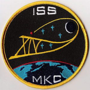 Expedition 14 patch. Image credit Space Patches