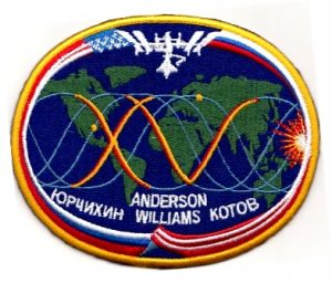 Expedition 15 patch. Image credit Space Boosters