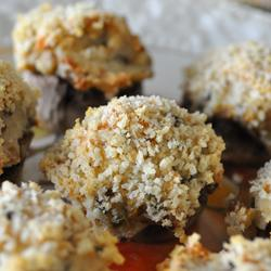 Makes: 12 Mushrooms Time: 45 minutes Image credit All Recipes