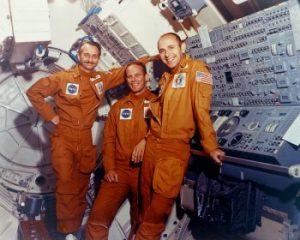 Skylab 3. Image credit David Darling