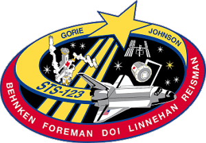 sts-123 patch