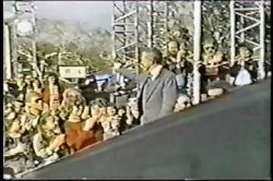 Gordon Cooper at a ribbon-cutting ceremony for Disney. Image credit Endor Express