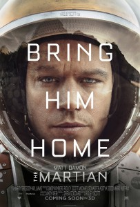 Bring Him Home Movie Poster for Andy Weir's The Martian